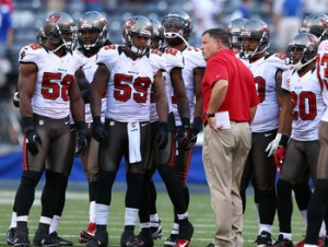 Tampa Bay Buccaneers v New York Giants
